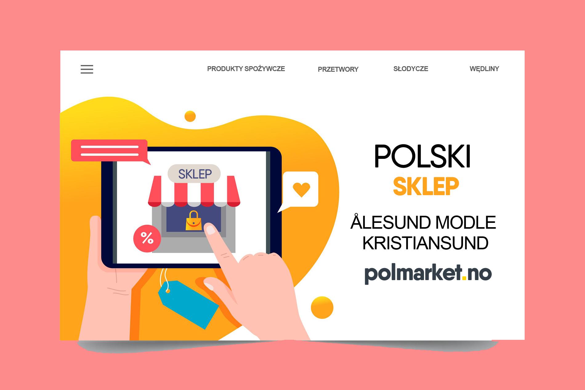 Polski sklep Ålesund Modle Kristiansund